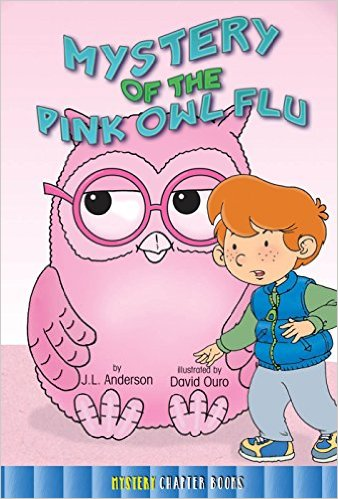 MYSTERY OF THE PINK                 OWL FLU